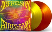Live In San Francisco 1966 (Double Coloured Gatefold Edition)
