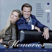Russian Album: Music For Violin & P