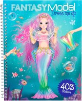TOPModel Fantasy Dress Me Up stickerboek