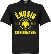 Athene Established T-Shirt - Zwart - XL