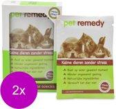 Pet Remedy Kalmerende Doekjes - Anti stressmiddel - 2 x 12 stuks