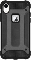 iMoshion Rugged Xtreme Backcover iPhone Xr hoesje - Zwart