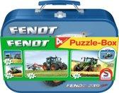 Schmidt 4-in-1 Puzzelbox - Fendt