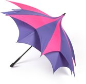 Adventure Bags Paraplu Amazoni Paars Roze