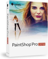 Corel PaintShop Pro 2018 - Nederlands / Engels / Frans - Windows