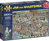 Jan van Haasteren De Drogisterij Puzzel 1000 Stukj