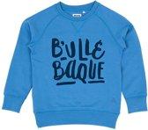 B'ULLE BAQUE BLAUW KIDS SWEATER