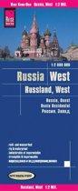 Reise Know-How Landkarte Russland West