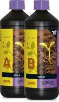 B'cuzz Soil Nutrition A+B 1L