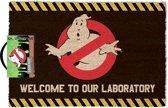 Ghostbusters logo -deurmat