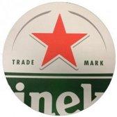 Heineken Bierviltjes 4 Rollen á 100 Stuks | Ideaal Voor Onder Je Bierglas