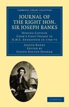 Journal of the Right Hon. Sir Joseph Banks Bart., K.B., P.R.S.