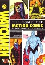 Watchmen Motion Comics