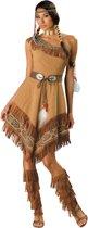 Chique indianen kostuum voor dames - Premium  - Verkleedkleding - Medium