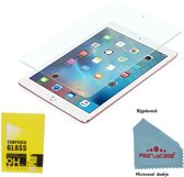 Pearlycase® Apple iPad 9.7 (2017) Tempered Glass / Glazen Screenprotector 2.5D 9H