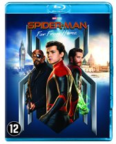 DVD cover van Spider-Man: Far From Home (Blu-ray)