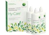 Hy-Care All In One [3x 360ml + 3 lenshouders] - Lenzenvloeistof