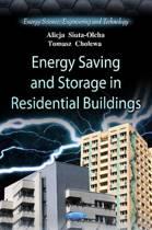 Energy Saving & Storage in Residential Buildings