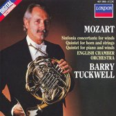 Mozart: Sinfonia Concertante; Quintet for Horn and Strings; Quintet for Piano and Winds