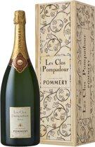 Pommery clos Pompadour 2003 Champagne - 1 x 150 cl