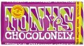 Tony's Chocolonely reep Melk Coffee Crunch - 15 x 180 gram