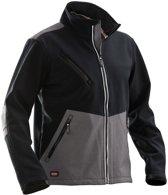 1248 Soft Shell Advanced Jacket Bla/Graphite xxl