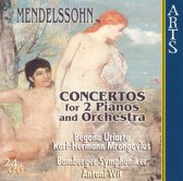 Mendelssohn: Concertos For Two Pianos And Orchestr