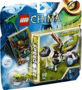 LEGO Chima Bowlen met rotsblokken - 70103
