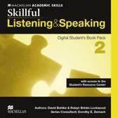 Skillful Level 2 Listening & Speaking Digital Student's Book Pack