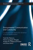 Environmental Communication and Community