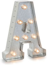 Marquee Vintage 3-d Letterlamp A