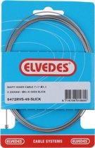 Elvedes Derailleur-binnenkabel Slick 1,1 Mm Zilver 2250 Mm