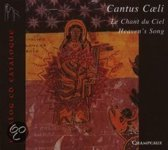 Various - Cantus Caeli. Le Chant du Ciel. Heaven's song
