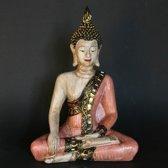 Thaise Boeddha Houtlook Roze | GerichteKeuze