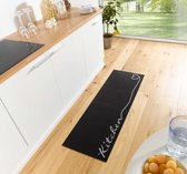Design Keukenloper Wasbaar 30°C 50x150 cm