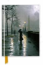 London by Lamplight (Foiled Journal)