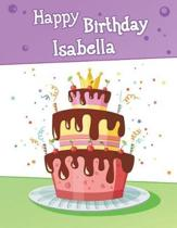Happy Birthday Isabella