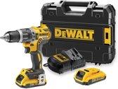 DeWALT DCD796D2 Accu klopboormachine - 18V - 2 accu's