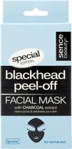 Blackhead peel-off