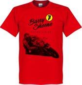 Barry Sheene Motor T-Shirt - XXL