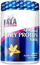 Whey Protein All Natural 454gr Vanille