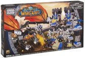 Mega Bloks World Of Warcraft Deathwing's Stormwind Assault - Constructiespeelgoed