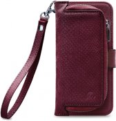 Mobilize 2in1 Gelly Wallet Zipper Case Apple iPhone 7/8 Bordeaux
