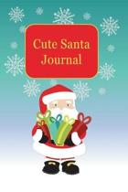Cute Santa Journal