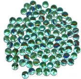 Knikkers van glas 800 stuks - Glazen speelgoed knikkers - buitenspeelgoed - knikkeren