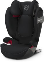 CYBEX SOLUTION S-FIX Urban Black | black