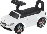 Loopauto Mercedes Coupe Wit