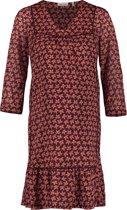 Queen Mum Jurk Dresses - Spiced Coral - Maat XL