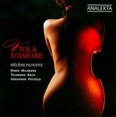 Viola D'Amore: Telemann, Biber
