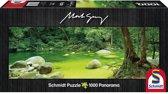Schmidt Puzzel - Mossman Gorge - Panorama - 1000 Stukjes